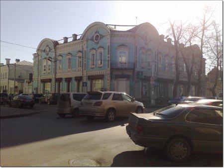 Галерея города Иркутска - Администратор