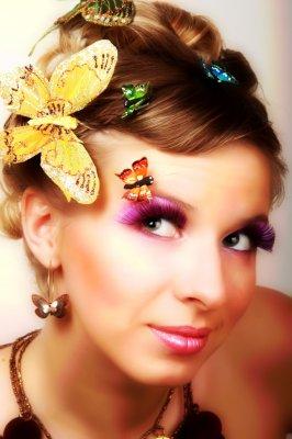 Фотоконкурс Мисс Весна - 2009 - ЛисиЧка