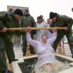 Раскрыта одна из тайн крещенской воды?