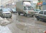 Московская грязь раздражает сильнее, чем кризис