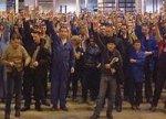 Массовые стихийные забастовки охватили всю Великобританию