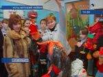 В бамовском поселке Ния дети создали свой кукольный театр