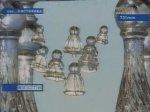 Ледяные колокольчики иркутских мастеров исполняют «Музыку Байкала»