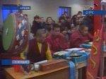 Буддисты встретили Сагаалган